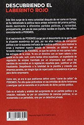Descubriendo el laberinto rojo: Amazon.es: Aa. Vv.: Libros
