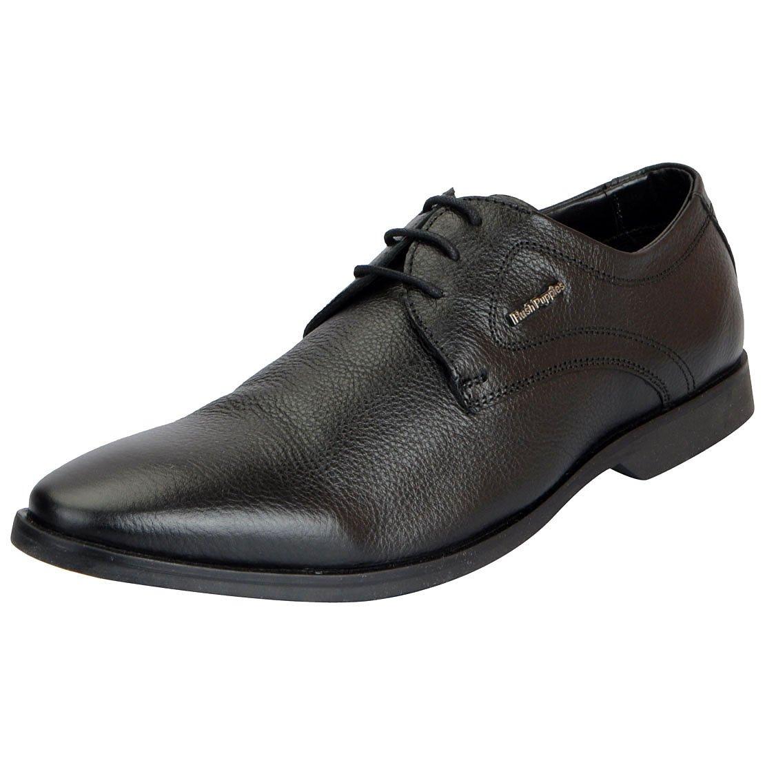 hush puppies hpo2 flex black formal shoes