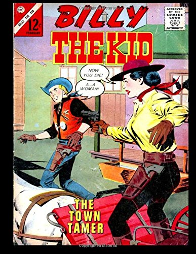 Download Billy The Kid #38: Popular Golden Age Western-Frontier Comic 1963 pdf