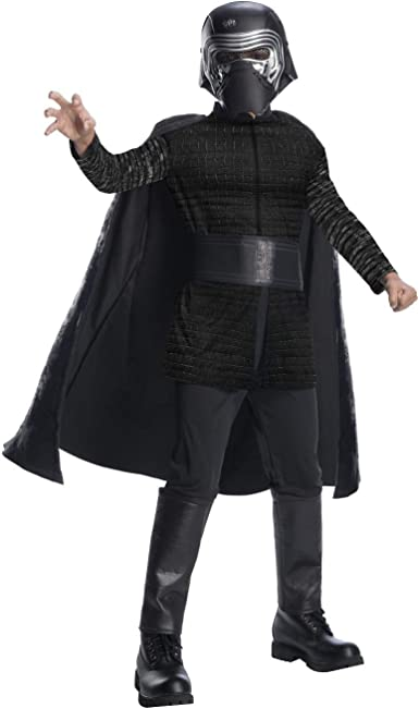 Star Wars The Last Jedi Kylo Ren Child Costume Medium Clothing