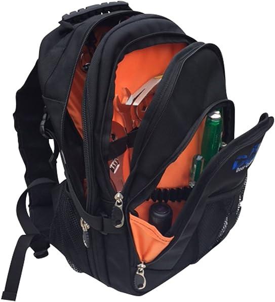 Tool Backpack Bag Hard Hat Capacity.more versatile than a tool bag