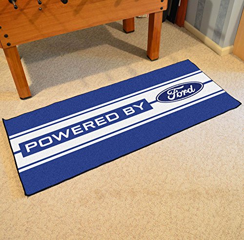 NASCAR Ford Oval with Stripes Runner, 30