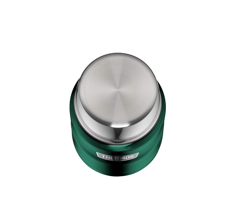 Adultos Stainless King Recipiente t/érmico Verde 0,47 l Thermos Unisex