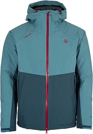 Ternua ® Green Point Jacket M Chaqueta con Capucha Hombre