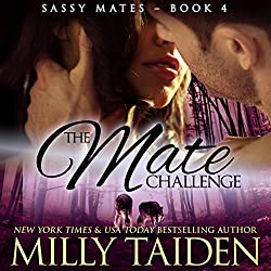 The Mate Challenge: BBW Paranormal Shape Shifter Romance