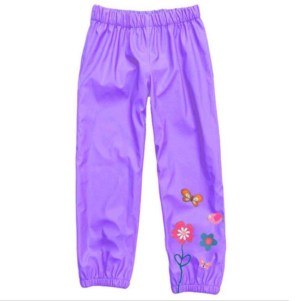 Juleya ragazze antivento e impermeabile Giacca impermeabile Fiori Outwear Juleya Network Technology Ltd N161128F-J
