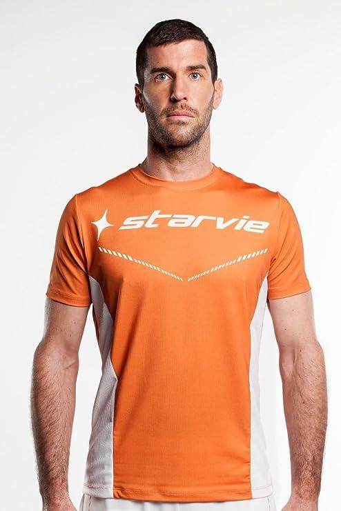 Camiseta Point (Ocre, XL): Amazon.es: Deportes y aire libre
