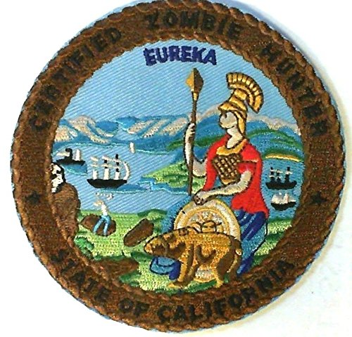eureka patch - 9