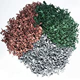 1200 Army Men Action Figures by ColorBoxCrate, LARGEST Battle Group Playset on Amazon, Three 400 Classic Army Soldiers in Green, Silver, and Bronze Toy Soldiers with 12 Poses Bulk Plastic Army Men