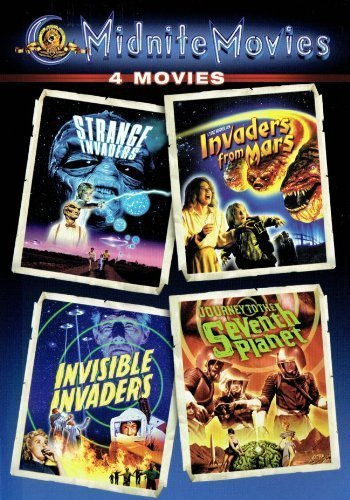 Strange Invaders / Invaders from Mars / Invisible Invaders / Journey to the Seventh Planet (Midnite Movies)