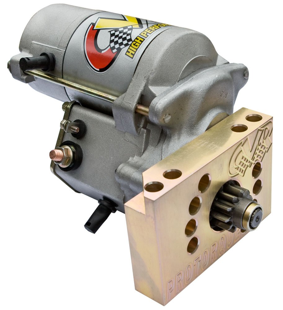 61525AOWTQL._SL1000_ amazon com cvr 5323m protorque starter automotive cvr starter motor wiring diagram at bayanpartner.co