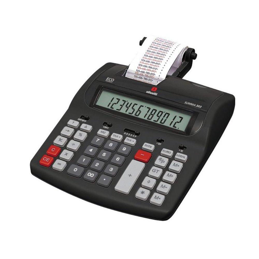 Olivetti Summa 303 Calcolatrice 221746