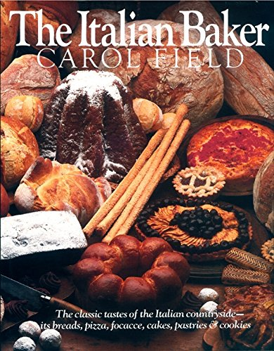 The Italian Baker by Carol Field