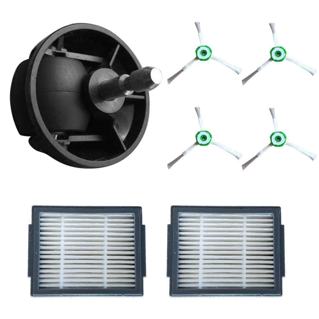 LLJEkieee para iRobot Roomba i7 y i7+/i7Plus - 4 cepillos ...