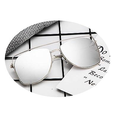 ANAZOZ Gafas de Sol Lente Blanco Gafas de Sol UV400 ...