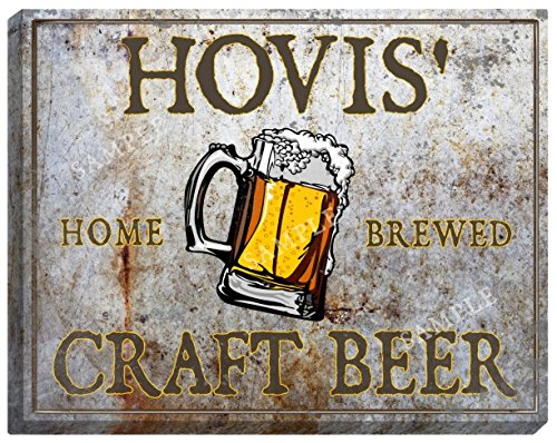 hovis-craft-beer-stretched-canvas-sign