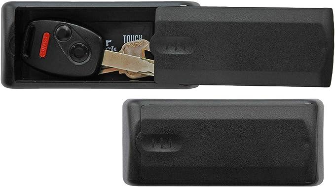 Master Lock 207EURD Caja Magnética para Llaves-207EURD-Esconder Las Llaves del Auto, Negro, 11,9 x 5.1 x 2.9 cm: Amazon.es: Bricolaje y herramientas