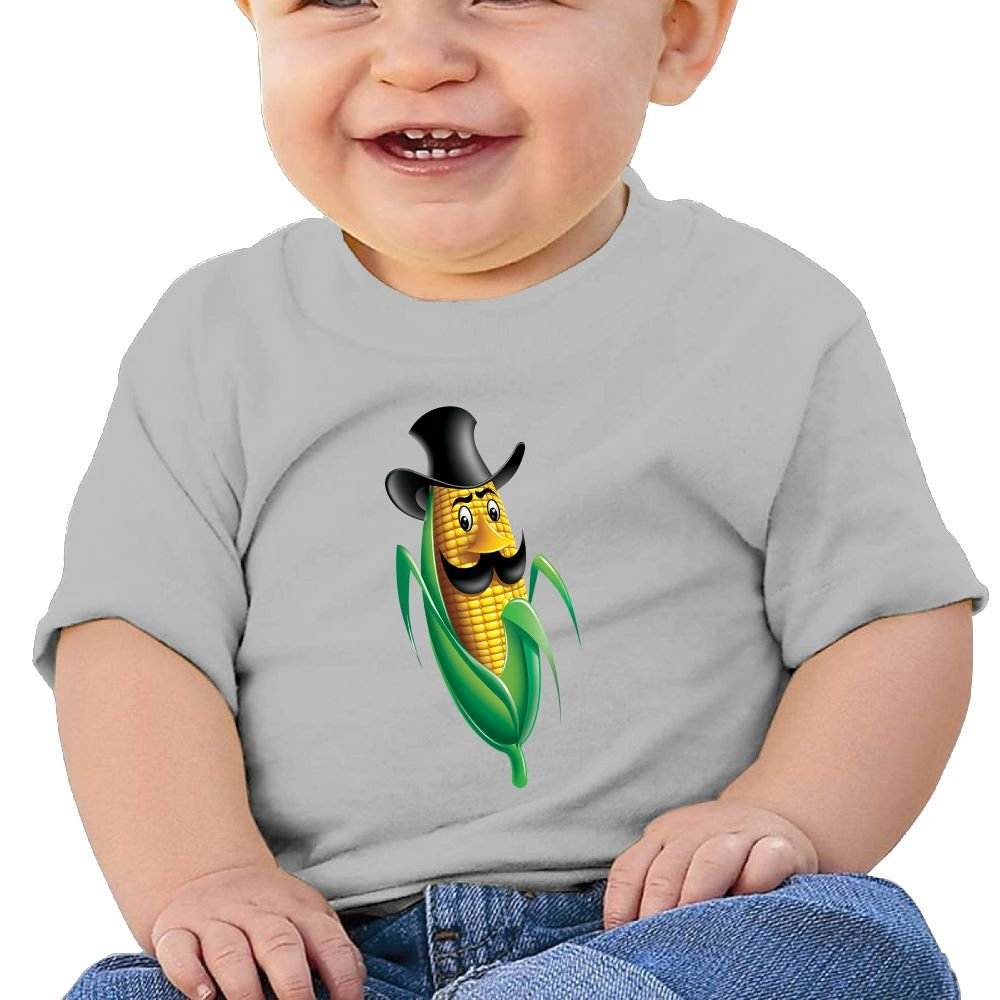 Arsmt Baby Boys Toddler//Infant Brother Gift Funny Corn Tshirt