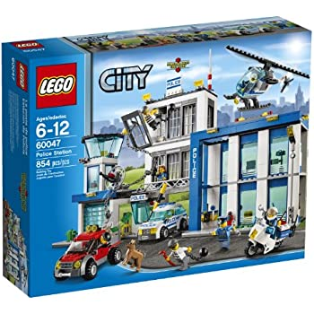 Amazon Lego City Police Command Center 7743 Toys Games