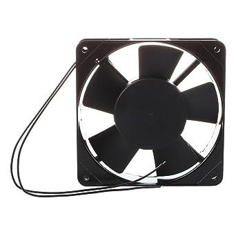 Ventilador Enfriador - SODIAL(R) AC 220V-240V 120x120x25mm ...