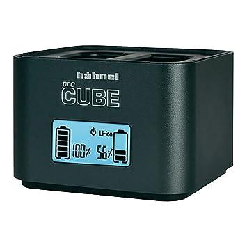 Hahnel HL-ProCube C - Cargador de baterías para Canon ...