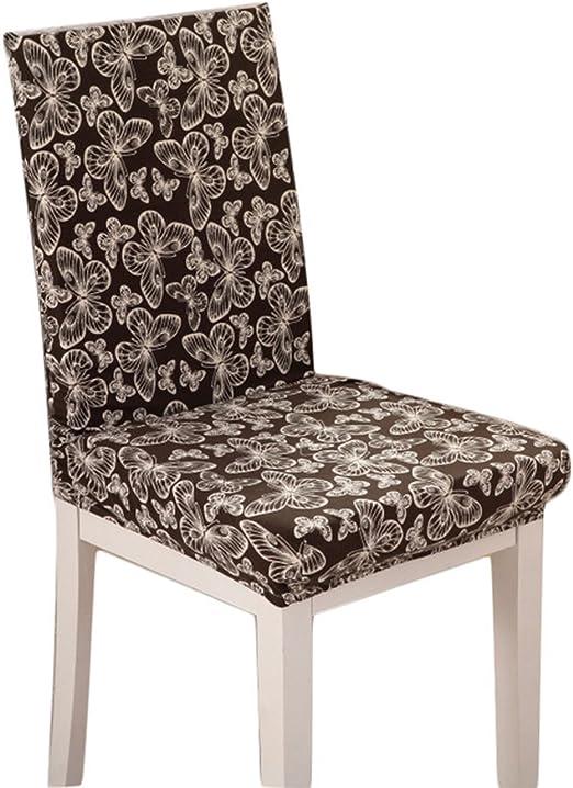 nikgic negro mariposa couvre silla siamés funda silla sala a ...