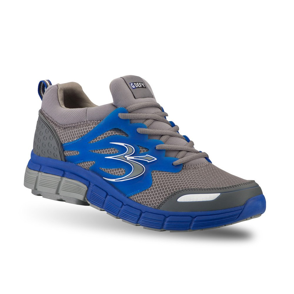 Gravity Defyer Men's G-Defy Galaxy Blue Gray Athletic Shoes 11 M US