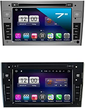 Peugeot 408 308 Auto Radio Pantalla Táctil Android naviceiver CD DVD USB SD Wifi GPS Navegación 3d TV Bluetooth manos libres: Amazon.es: Electrónica