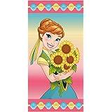 Disney La Reine des neiges Fille Drap de plage - fushia
