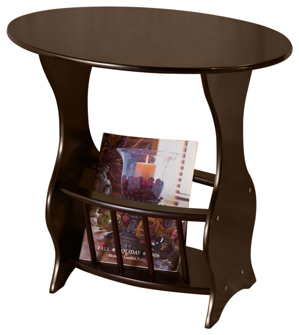 Frenchi Furniture Magazine Table, Cherry
