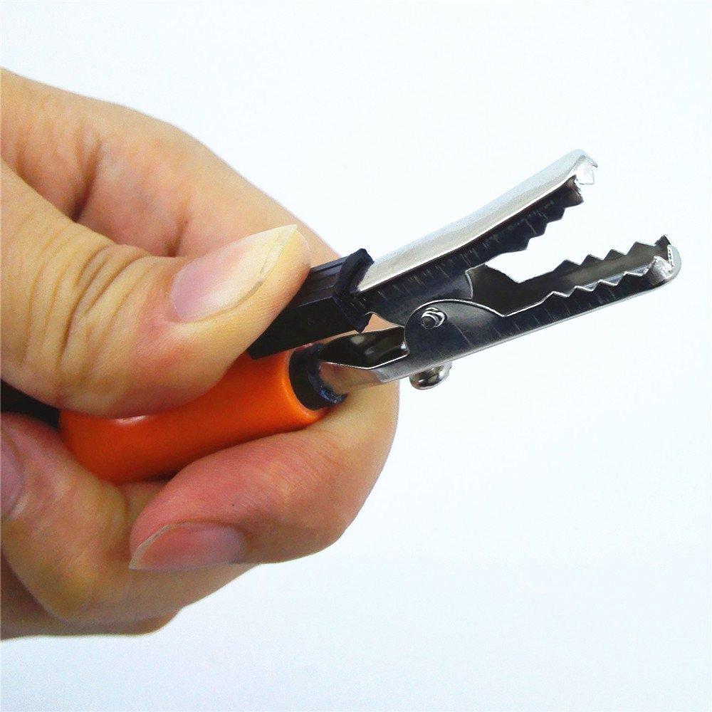 Flexible brazos tercera mano soldador soporte Ayudar herramienta de tornillo de banco abrazadera Clip: Amazon.es: Bricolaje y herramientas