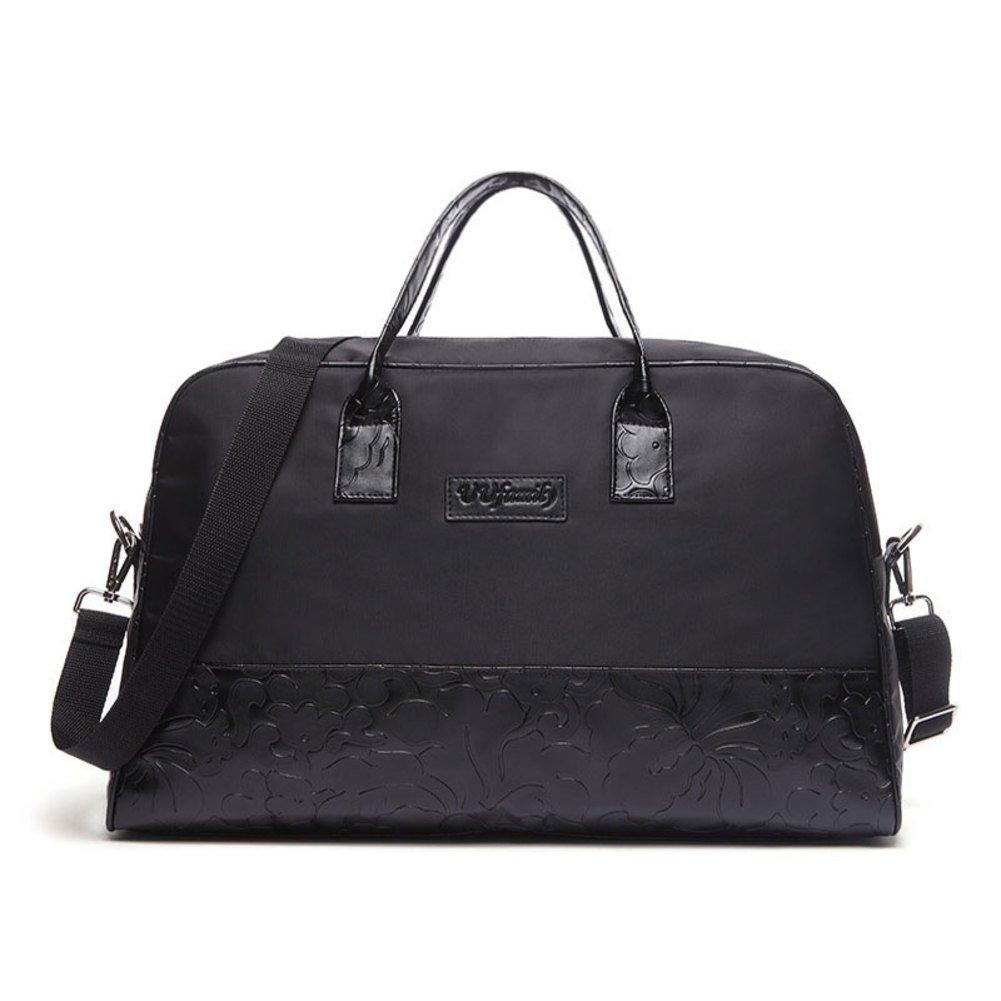 High-capacity travelling bag single shoulder luggage bag for men travel package for short trips-A