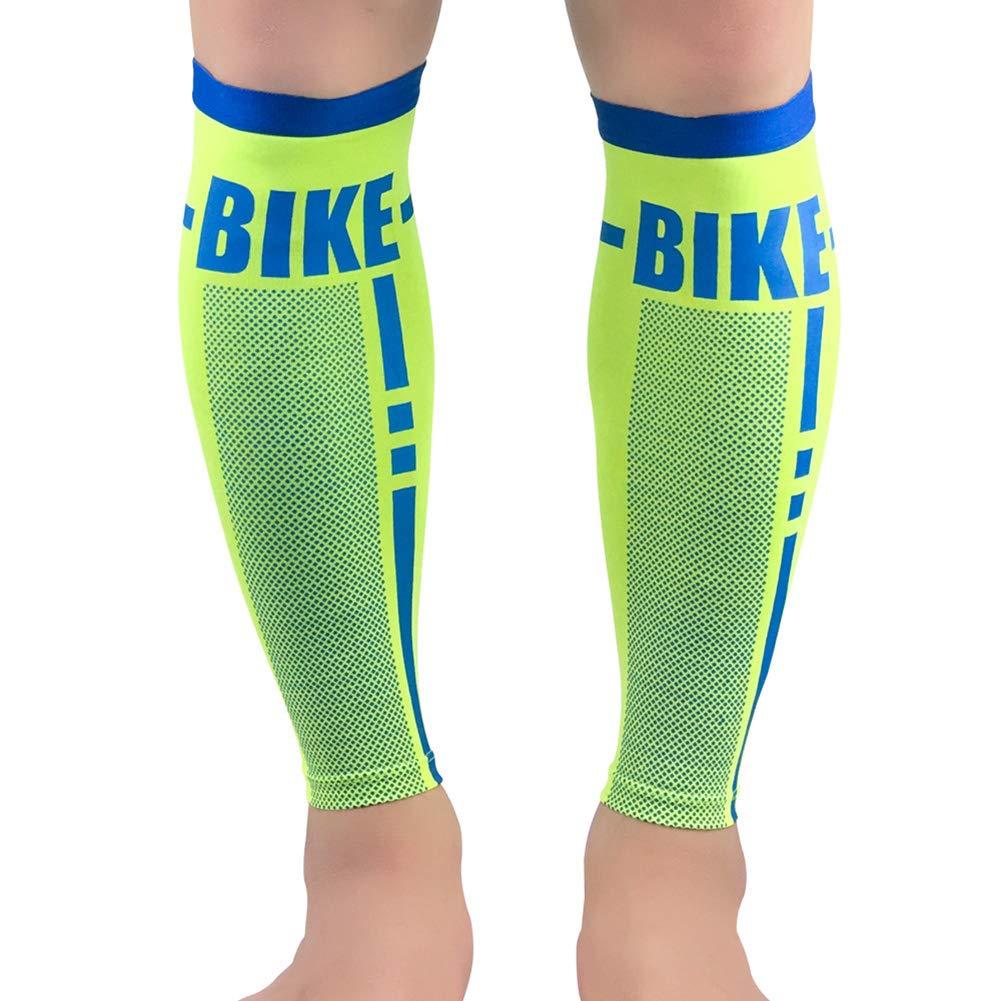 CoURTerzsl - 1 calcetín de compresión para la Pierna, Deportivo, Deportivo, Protector de Pantorrilla