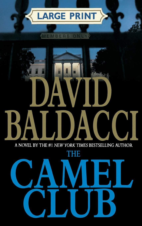 david baldacci novels in order