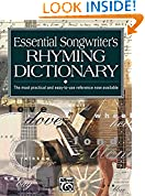#10: Essential Songwriter's Rhyming Dictionary: Pocket Size Book