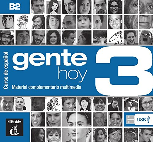 Gente hoy Manual digital (incl. Libro del Profesor), 1 USB-Stick