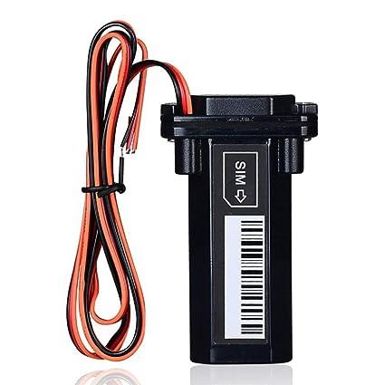 Rastreador GPS Para Automóvil, Localizador De Alarma Anti ...