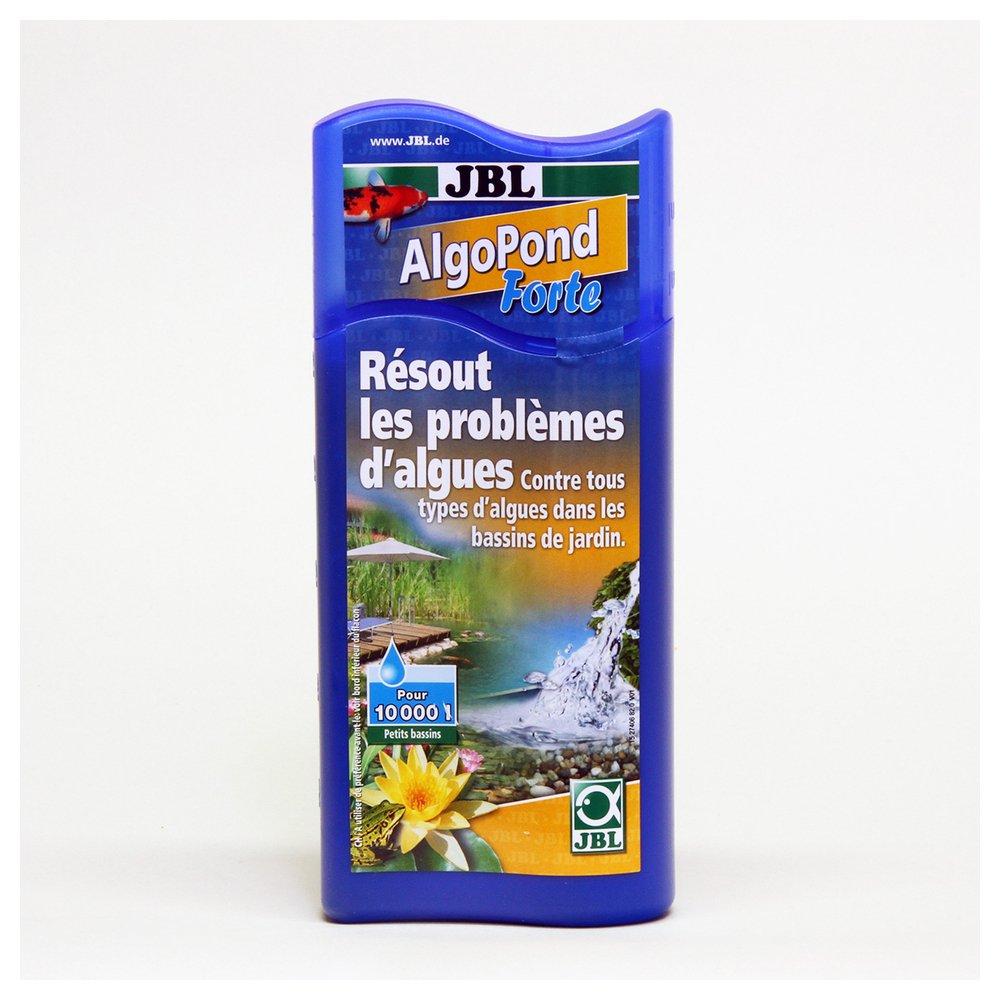 JBL algopond Forte 500ML para acuariofilia Blanco Color Blanco/Transparente 2740680 18620