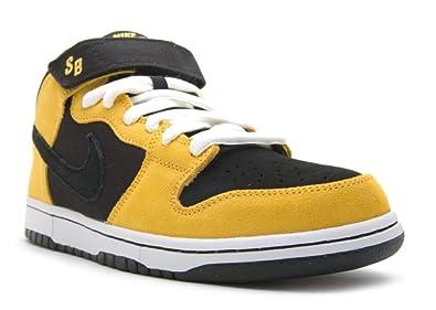 best service 2e1fc 9dfe8 Nike Dunk MID PRO SB 'WU-Tang' - 314383-004: Amazon.in ...
