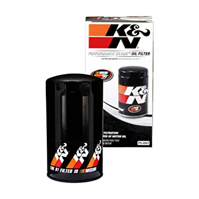 K&N Premium Oil Filter: Designed to Protect your Engine: Fits Select 1989-2020 RAM/DODGE/STERLING (2500, 3500, 4500, 5500, Ram, 4000, D250, D350, W250, W350, Bullet, 45, 55), PS-4003: Automotive
