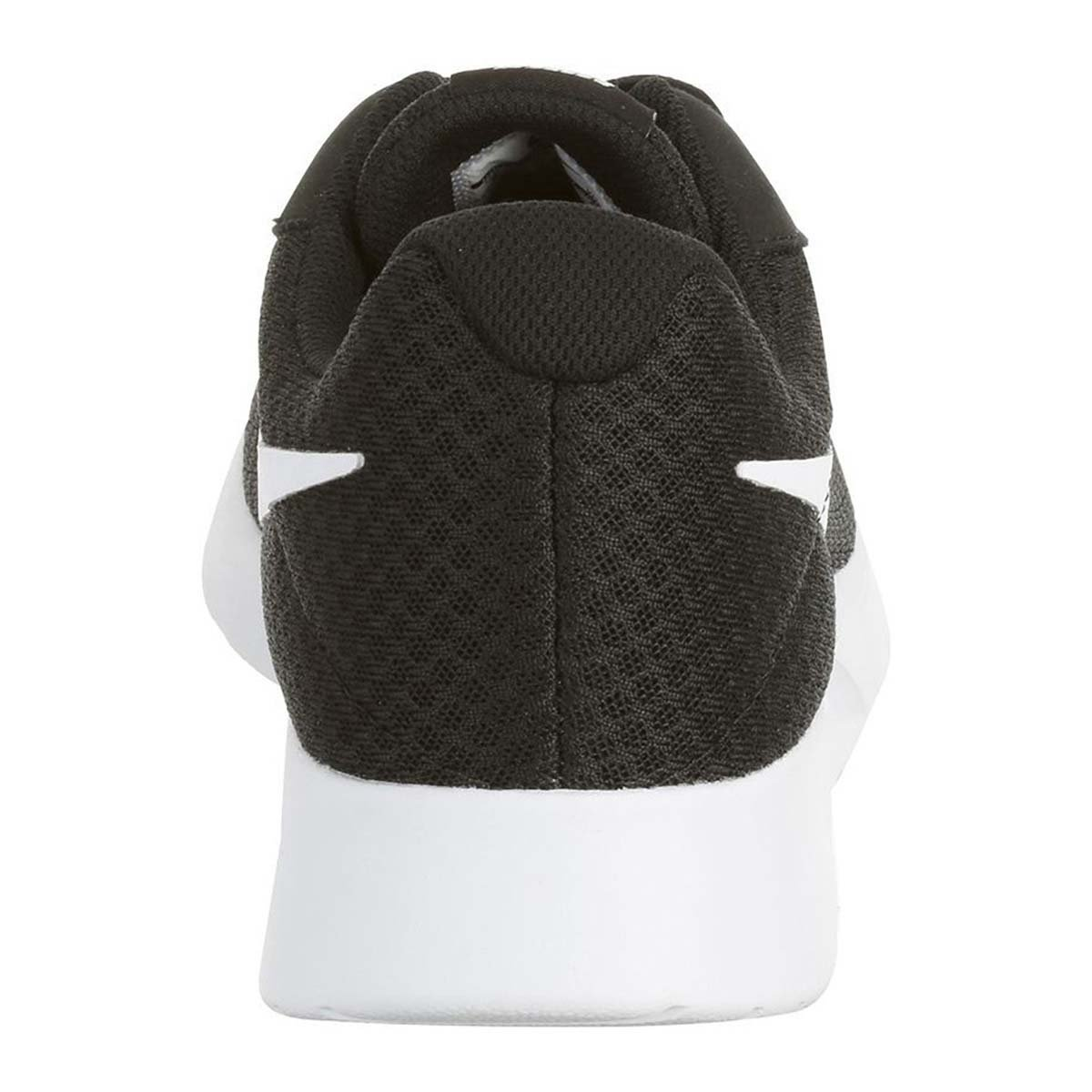 Nike Youth Tanjun Textile Black White Trainers 4.5 US