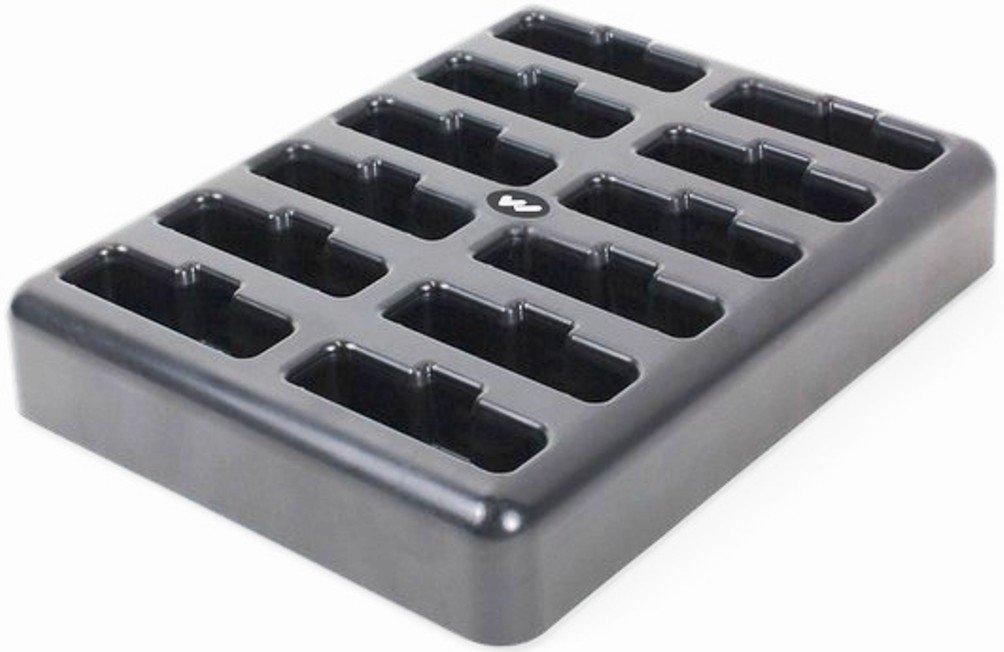 Williams Sound CHG 1012 Digi-Wave 12-Bay Charger, Black Fits with DLT 300, DLT 100 2.0, DLT 100 Transceivers and DLR 360, DLR 60 2.0, DLR 60 Receivers