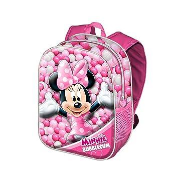 En liquidation à vendre dessin de mode Minnie Mouse Bubblegum Sac à Dos Enfants, 31 cm, Rose (Rosa ...