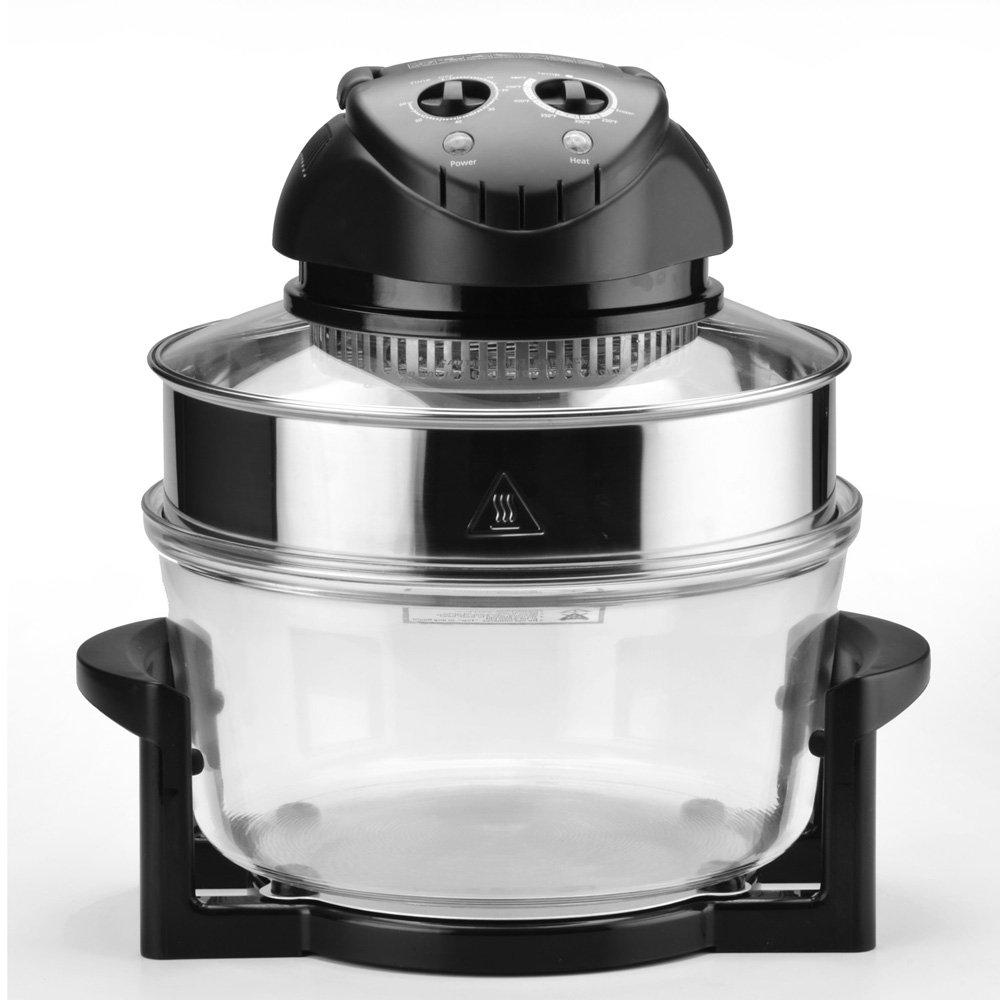 12 5 Quart Convection Oven Halogen Countertop Cooker Air