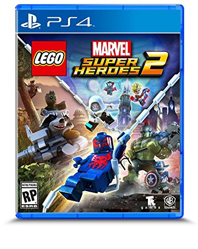 LEGO Marvel Superheroes 2 (PS4) (Characters In Guardians Of The Galaxy 2)