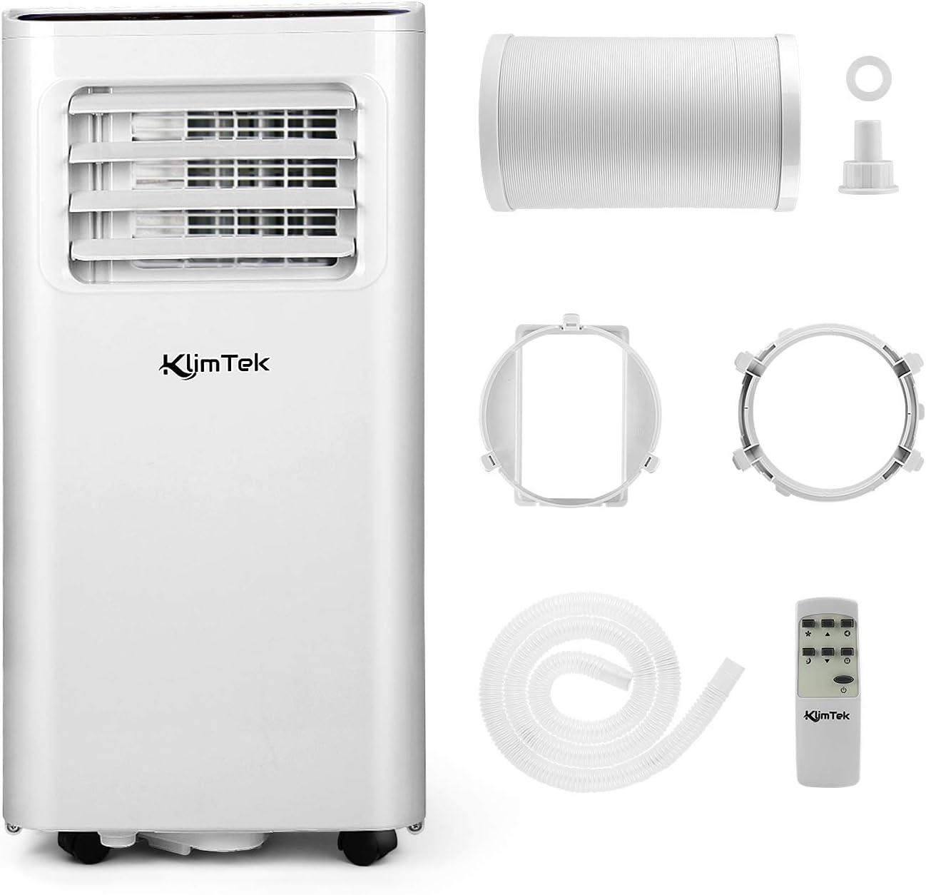 KlimTek Tuyau pour climatiseur portatif rallonge de tuyau de conduit de ventilation PP 5,9 pouces de diam/ètre universel avec longueur 59 pouces/…