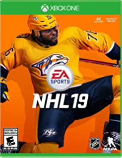 074fb9dbdfe Amazon.com  NHL 19 - Xbox One  Electronic Arts  Video Games