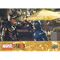2019 Upper Deck Marvel Studios First Ten Years NonSport #35 Loki Official Trading Cards Celebrating the First Ten Years of Marvel Studios