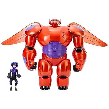 6 Big Hero Deluxe Flying 38620 Figura Baymaxbandai qR3Aj54L