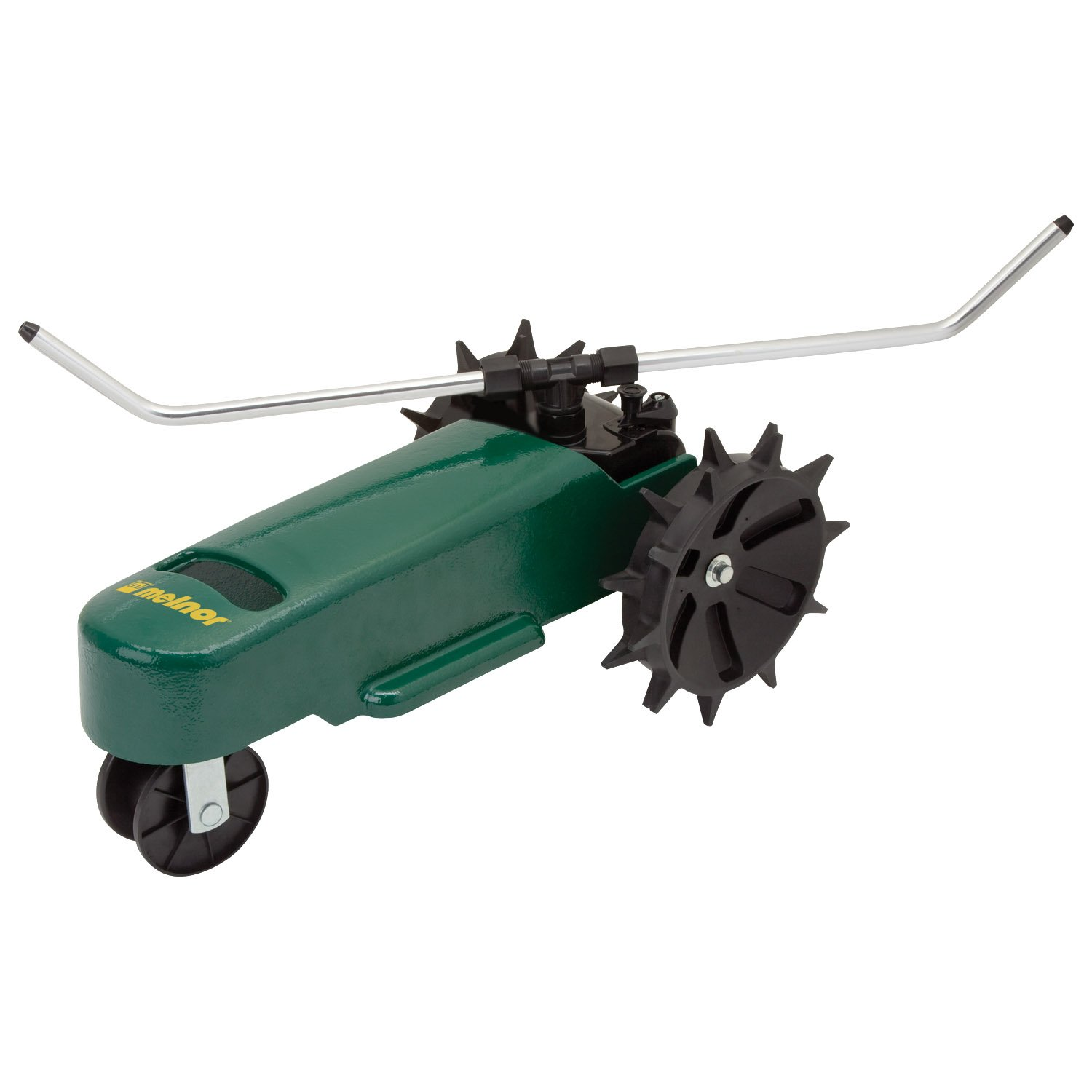 Melnor's Lawn Rescue Traveling Sprinkler, Model# 4500
